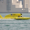 Unlimited Hydroplane U-37, Miss Peters & May, competes in 2009 Oryx Cup, Doha Bay, Qatar.