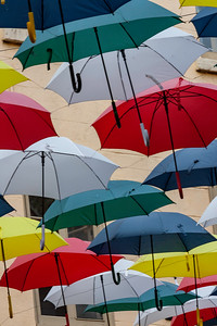 Parade of Umbrellas
