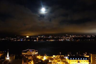 Dis-moi la lune te souviens-tu de Québec?