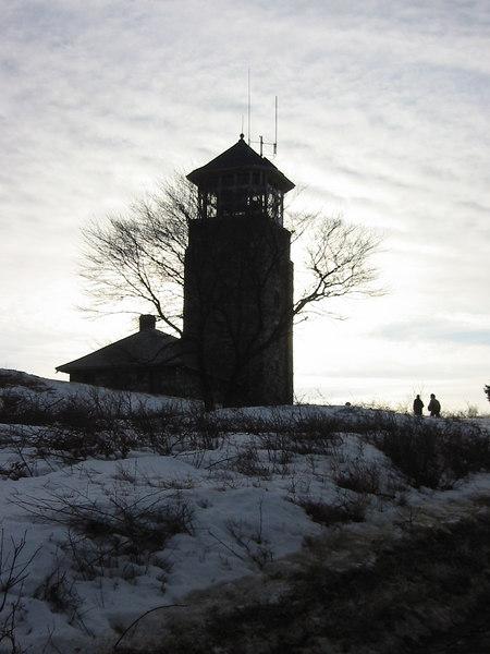 Quabbin Tower