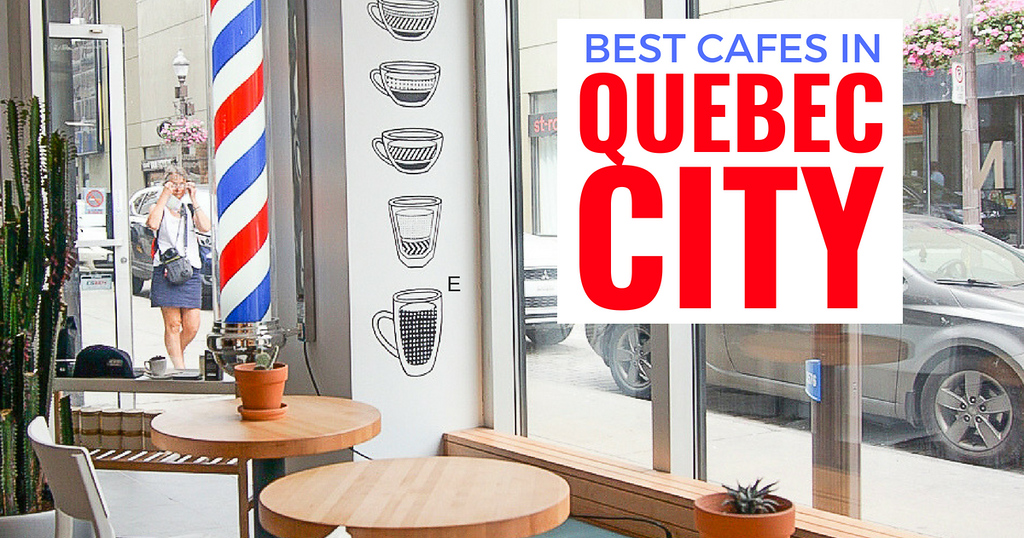 Check out the best cafes in Quebec City. For the best coffee and pastries check out the others on our list.