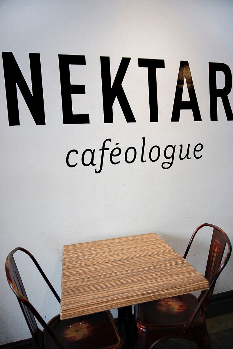 Nektar Caféologueis one of the best cafes in Quebec City. For the best coffee and pastries check out the others on our list.
