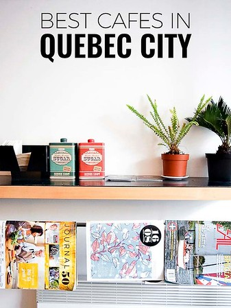 Quebec City Cafes