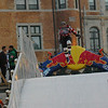 Canadian ice cross downhill athletes return to Québec City to wage a high-speed battle against the clock...