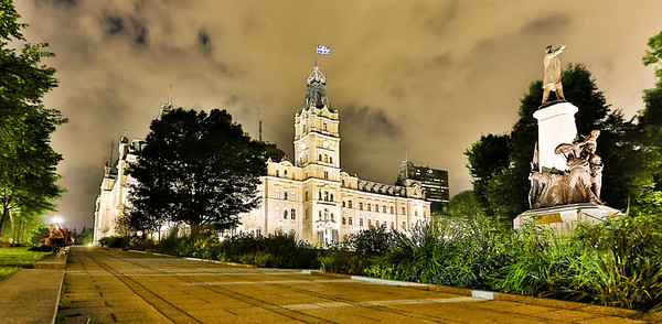 Hotel du Parlement Quebec City