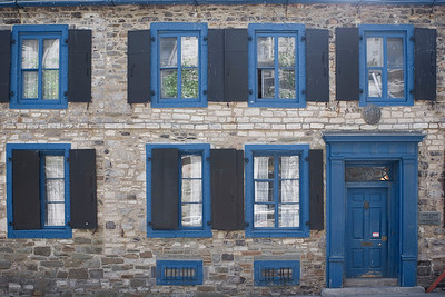 Maison Maillou, 17 rue Saint-Louis, Quebec City