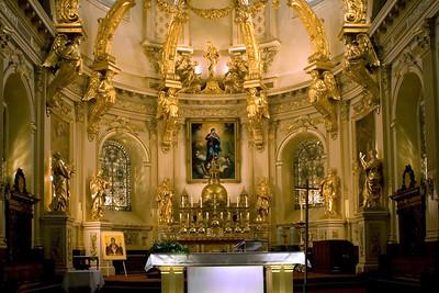 Basilique-Cathedrale Notre-Dame de Quebec #1