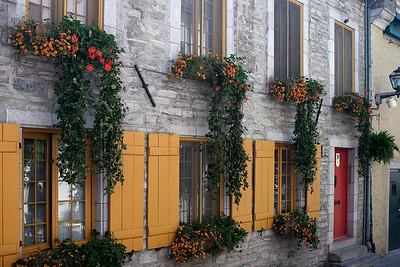 Maison Amiot, 37 rue du Petit-Champlain, Quebec City