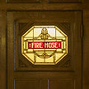Hotel Frontenac  fire hose