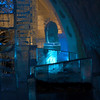 ice hotel slide