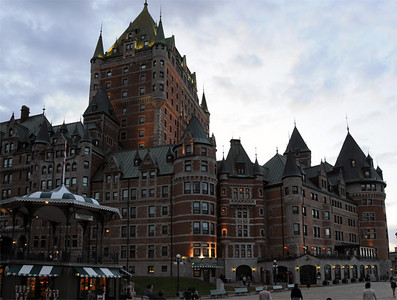 Hotel Chateau Frontenac 02