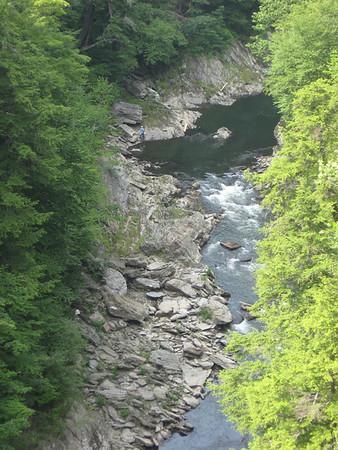 Quechee Gorge, VT - 7 July '08