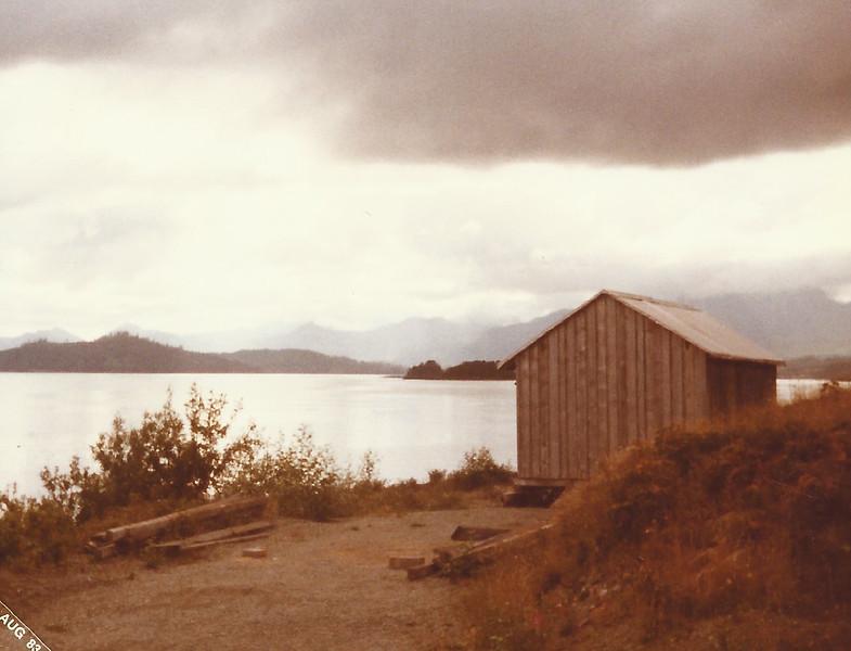 Queen Charlotte Islands 1983