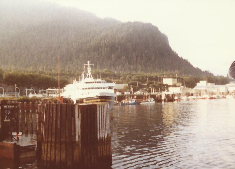 Aug 1983 Queen Charlotte Island