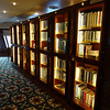 Library on the ship