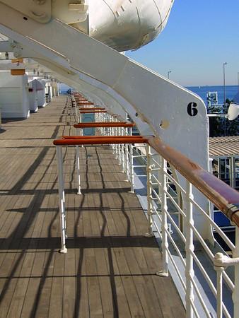 2007/02 Queen Mary in LA, Ca