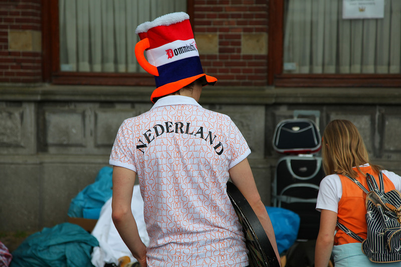 Now listen to me: Holland is NOT The Netherlands. <br /> Holland is a Province of the Netherlands. Capish??
