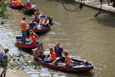 Queensday ('Koninginnedag') 2009, Utrecht (NL)