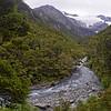 Rob Roy glacier & Matukituki River