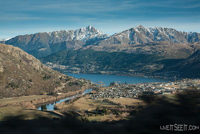 Good morning Queenstown - time for some boarding!