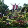 Hands of Jesus (Kamay ni Hesus) Shrine in Lucban, Quezon, Philippines.