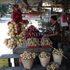 Fruits for sale along the road in Lucban, Quezon, Philippines.