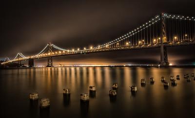 Bay Bridge @ Night