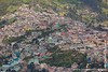 View from Virgen de Quito