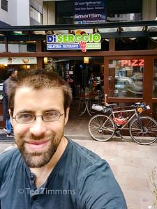 Yay, Di Serggio is still in Quito!
