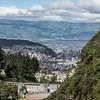 Quito, from Hacienda Rumiloma