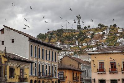 Quito and surroundings, Ecuador