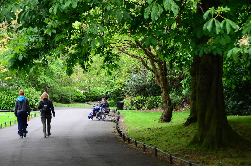 Dublin  16/05/2012   --- Foto: Jonny Isaksen