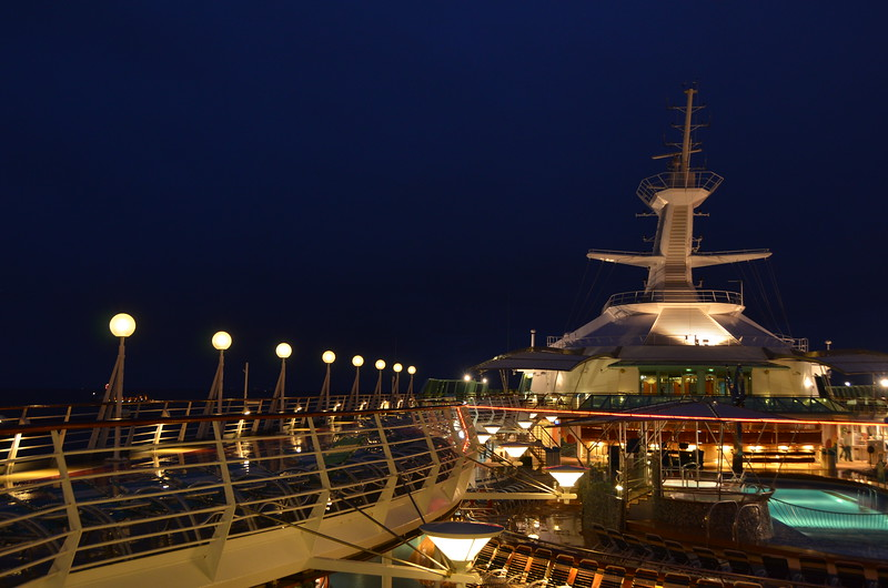 "10:16 PM - RCCL ""VISION OF THE SEAS""  14/05/2012   --- Foto: Jonny Isaksen"