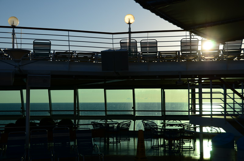 "07:18 AM - RCCL ""VISION OF THE SEAS""  14/05/2012   --- Foto: Jonny Isaksen"