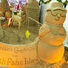 Sand Sculpture, South Padre Island
