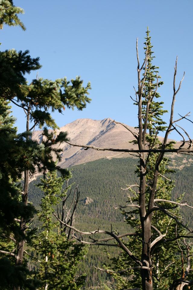 Mount Meeker again