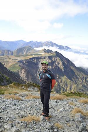 Tom. Mountain guide.