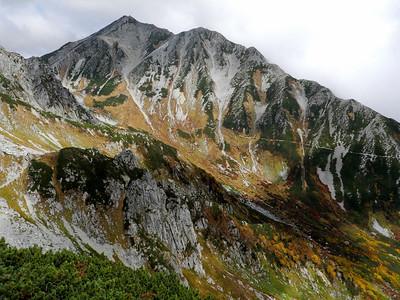 Backwards view of Tateyama to the north.
