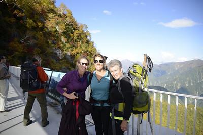 Three happy ladies!