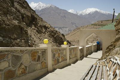 Tajikistan - Yamchun Fortress and Hot Springs 15