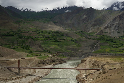Tajikistan - Kalaikumb to Khorog 95
