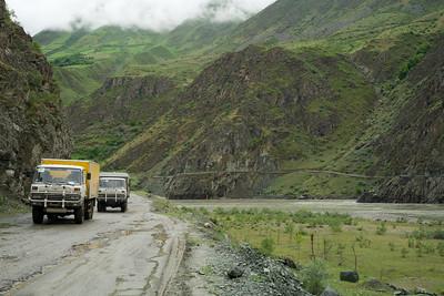 Tajikistan - Kalaikumb to Khorog 4