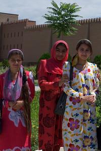 Tajikistan - Pamir Highway Fortress Dushanbe 7