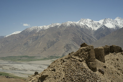 Tajikistan - Yamchun Fortress and Hot Springs 20