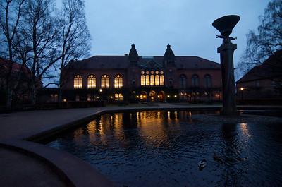 Bibliotek & the Jewish Danish Museum 10