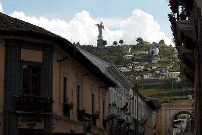 Quito Old Town 48