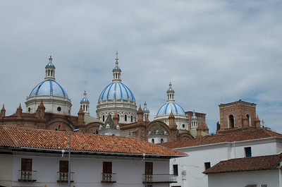 Cuenca Old Town 1