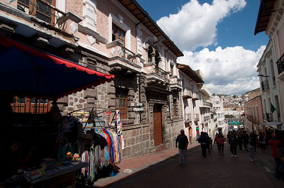 Quito Old Town 8