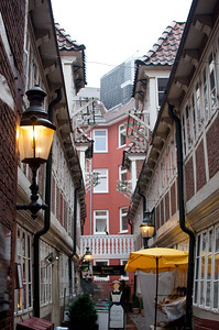 17th Century Buildings 7