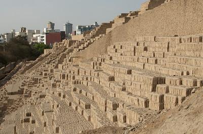 Lima - Huaca Pucllana 89